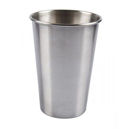 Rozsdamentes acél pohár 180ml