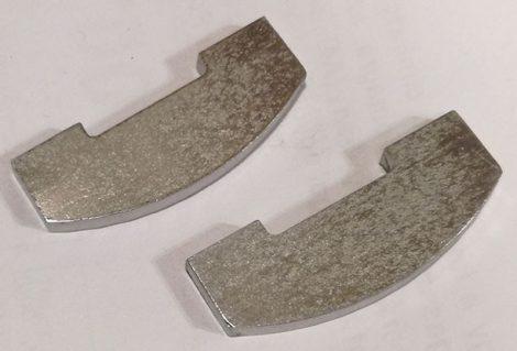 Mahlkönig EK43 Shear Plate - EK43 ék - 2 db