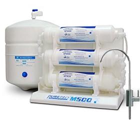 """PurePro M500P RO víztisztító nyomásfokozóval """"Kompakt"""""""