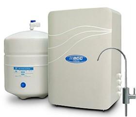 """PurePro M800P RO víztisztító nyomásfokozóval """"Kompakt"""", dizájn dobozban"""